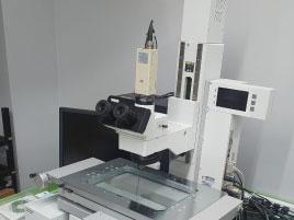精密寸法測定顕微鏡