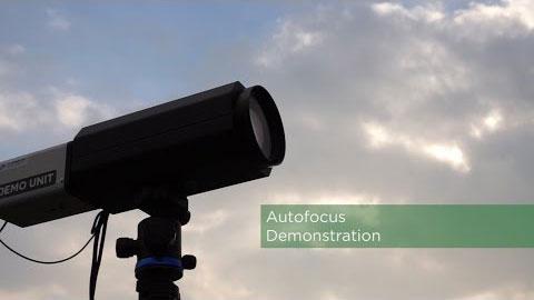 Autofocus Lens Feature Demonstration